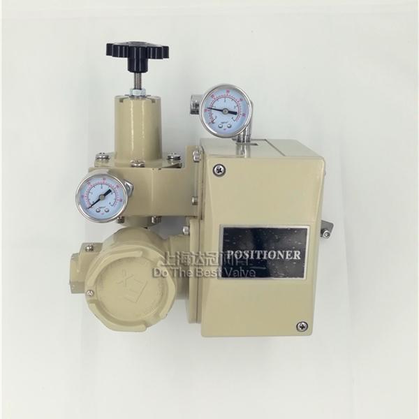 HEP系列電氣閥門定位器