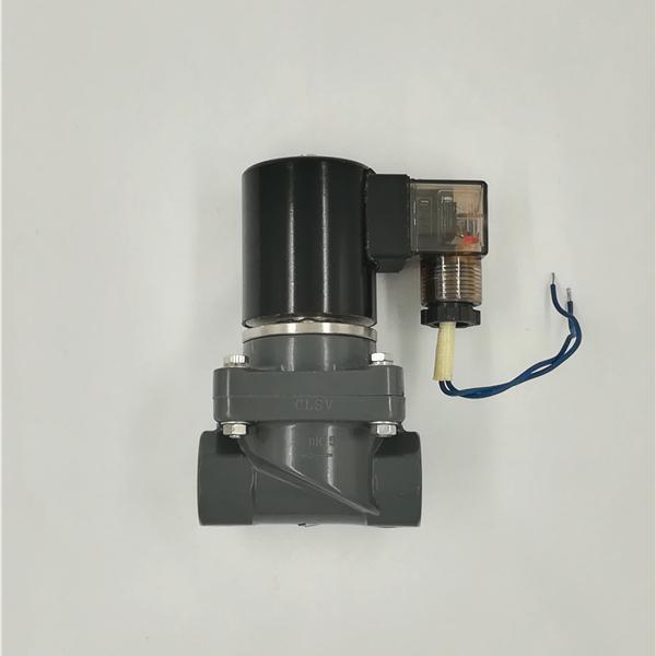 PVC防腐电磁阀